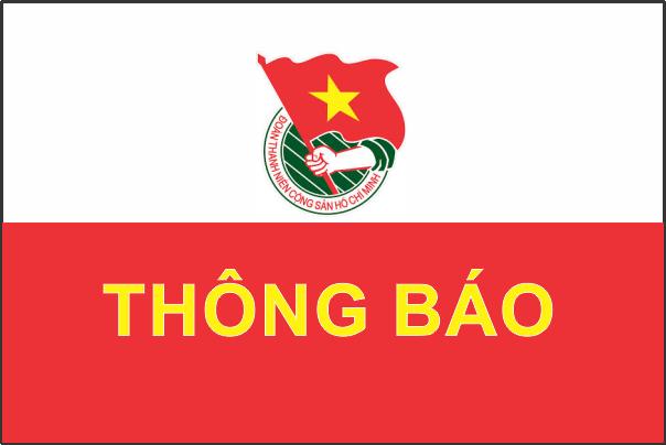 Thông báo kế hoạch tổ chức hội trại chào mừng 86 năm ngày thành lập Đoàn TNCS Hồ Chí Minh