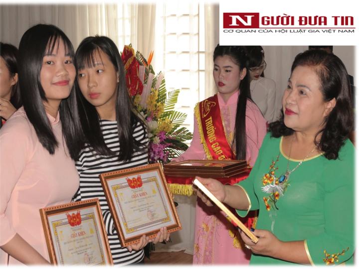 Nữ sinh đạt 25,75 điểm tiết lộ lý do chọn trường Cao đẳng Y Dược ASEAN.