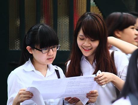 Bộ Giáo dục & Đào tạo công bố lịch thi THPT quốc gia 2018
