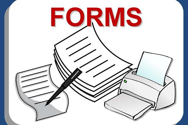 Phiếu đăng ký xét tuyển năm 2018