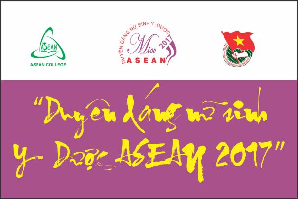 """Thông báo kế hoạch tổ chức cuộc thi """"Duyên dáng nữ sinh Y - Dược ASEAN 2017"""""""