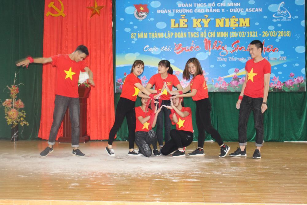 Hội thao chào mừng 87 năm ngày thành lập Đoàn TNCS Hồ Chí Minh