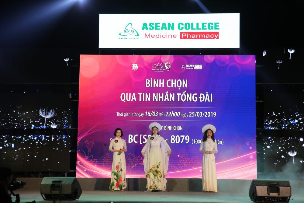 Mãn nhãn với sân khấu hoành tráng của Chung kết Hoa khôi sinh viên Y dược Asean 2019