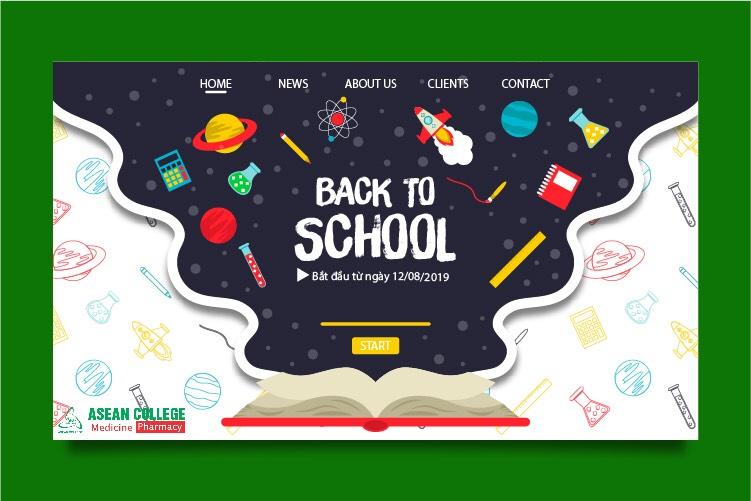 Thời khóa biểu tuần 01 năm học 2019 - 2020