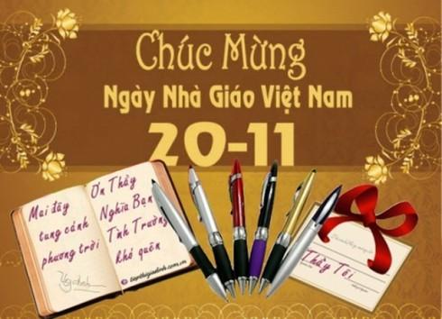 Kỷ niệm 38 năm ngày Nhà giáo Việt Nam 20/11/1982 - 20/11/2020